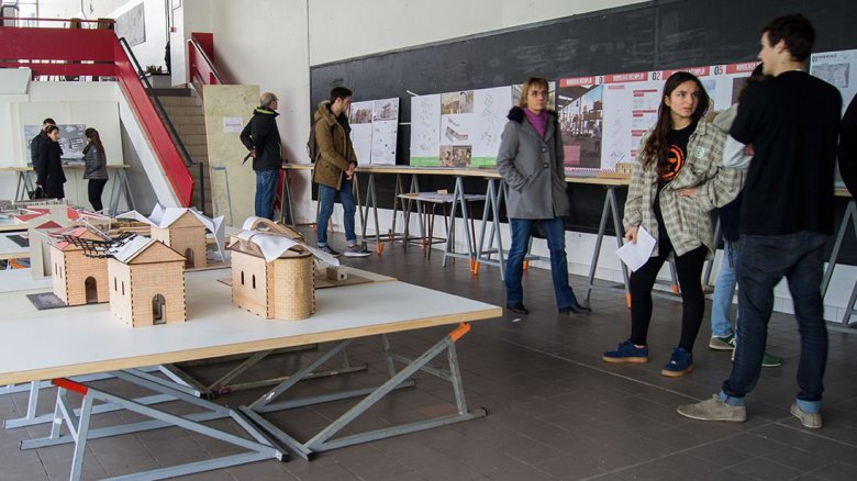 Réussir école d'architecture
